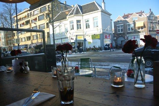 De Keuken Utrecht : Vista da dentro foto van de keuken van thijs utrecht tripadvisor