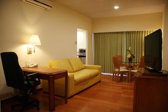 Hotel Villa Florida: SUITE