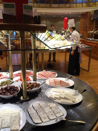 InterContinental Berlin:                   More Food