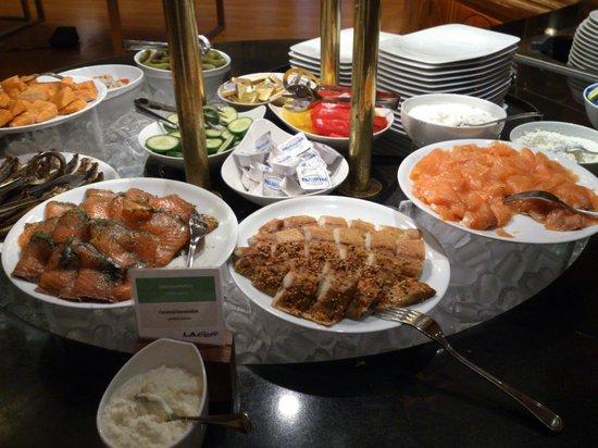 InterContinental Berlin:                   food