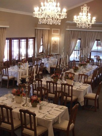 The Class Room Restaurant & Function Venue : Functions & Weddings at The Class Room
