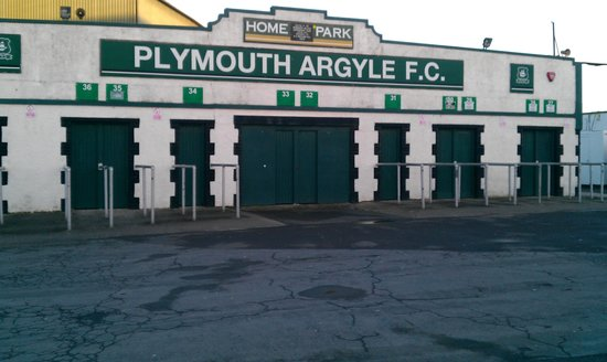 Plymouth Argyle Home Park Football Stadium England What You Need To Know With Photos