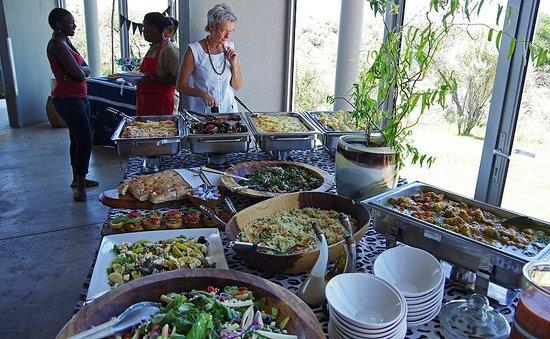 N/A'an KU SE Lodge :                   Sunday buffet. Go for it!