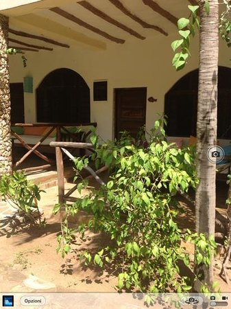 Aquarius Watamu Beach Resort:                   la nostra stanza