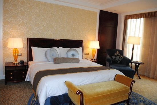 Grand Central Hotel Shanghai: king bed