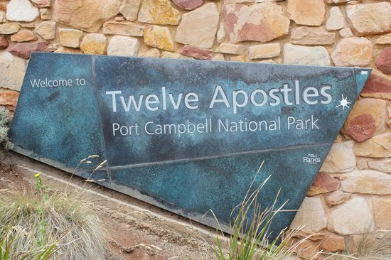 Port Campbell National Park: Entrance