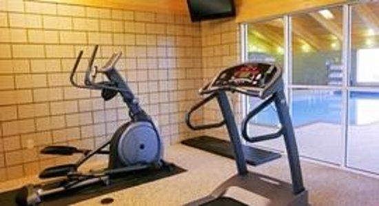 AmericInn Lodge & Suites Anamosa: AmericInn Anamosa Hotel - Exercise Room