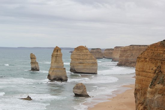 Port Campbell National Park: Iconic view