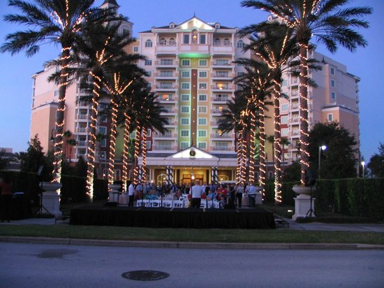 Reunion Resort of Orlando:                   Reunion Resort