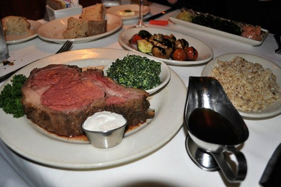 Grill on the Alley : Prime Rib (2/2011)