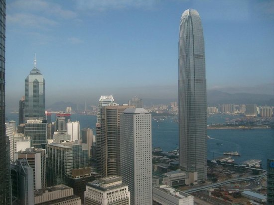 Ibis Hong Kong North Point: View from Bank of China Tower