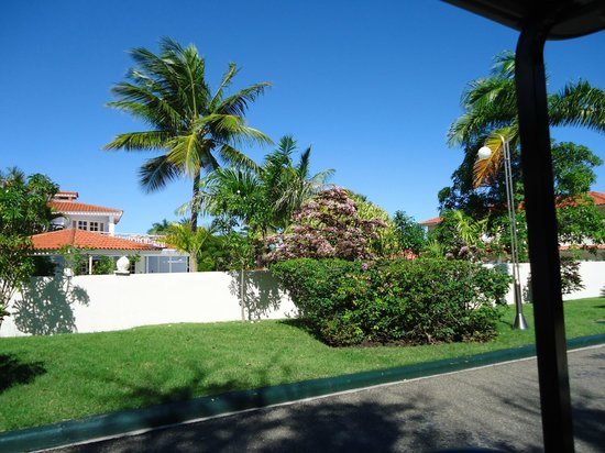 The Tropical at Lifestyle Holidays Vacation Resort : Lovely blue skies