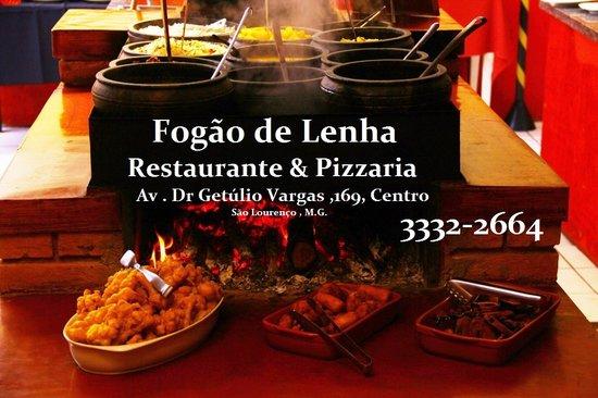 Fogao de Lenha Restaurante & Pizzaria