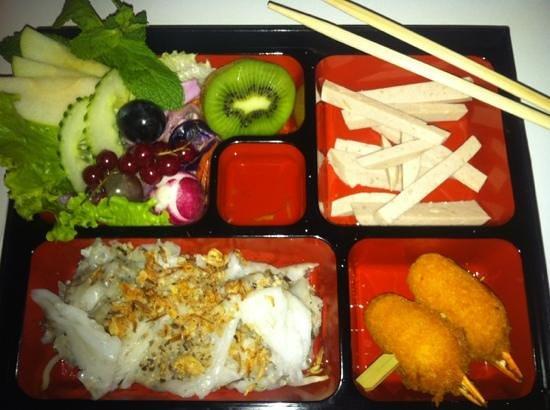 Bento Restaurant :                                                                         huuuummm !!!
