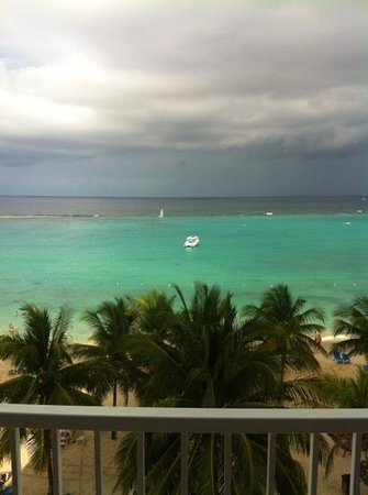 ClubHotel Riu Ocho Rios: view from my room