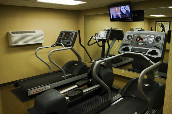 America's Best Inns & Suites: New Fitness Room