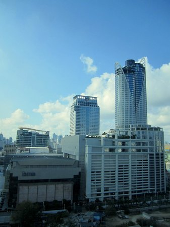 Novotel Bangkok Platinum Pratunam:                   Grand Centara