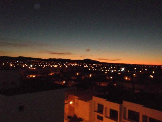 Hotel Globo: vistas