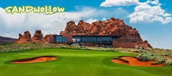 Clarion Suites: SandHollow Golf Course