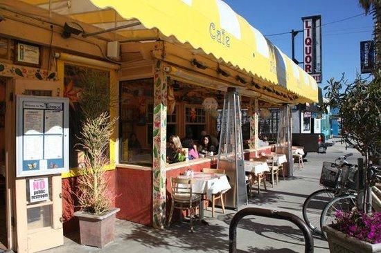 Terrace Cafe: Outside