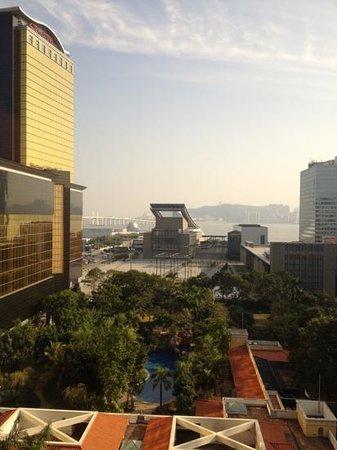 โรงแรมแกรนด์ ลาปา มาเก๊า แมนดาริน โอเรียนทัล:                   Room view