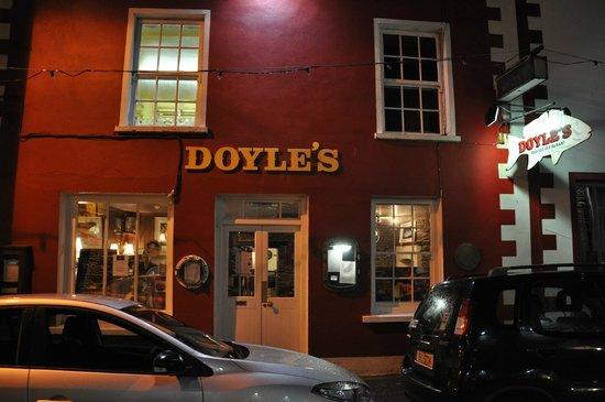 Doyle's Seafood Restaurant: Doyle's von Aussen