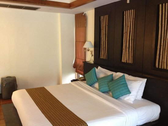 Railay Bay Resort & Spa:                   Comfy bed