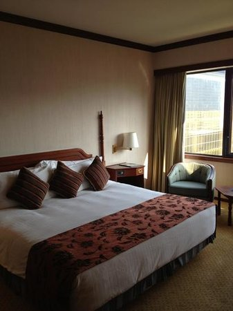 โรงแรมแกรนด์ ลาปา มาเก๊า แมนดาริน โอเรียนทัล:                   King size bed