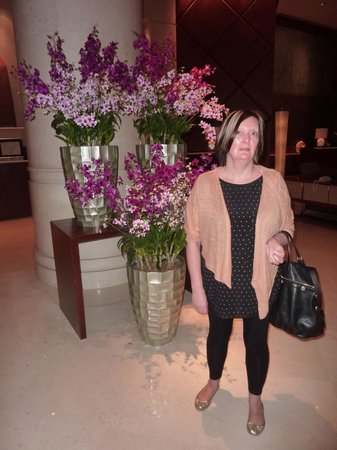 Fairmont Singapore: Reception
