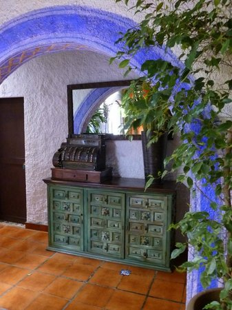 Hotel Casa Naranja:                   Interesting antiques