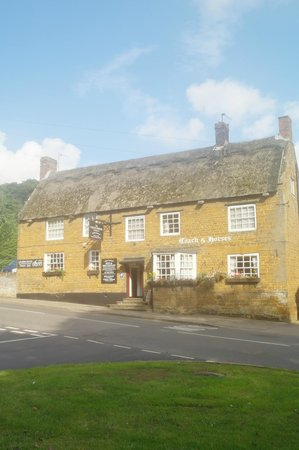 The Coach and Horses:                                     The hidden gem for accomodation and food