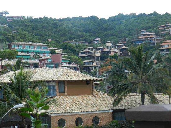 La Boheme Hotel e Apart Hotel:                   Una de las vistas desde habitacion