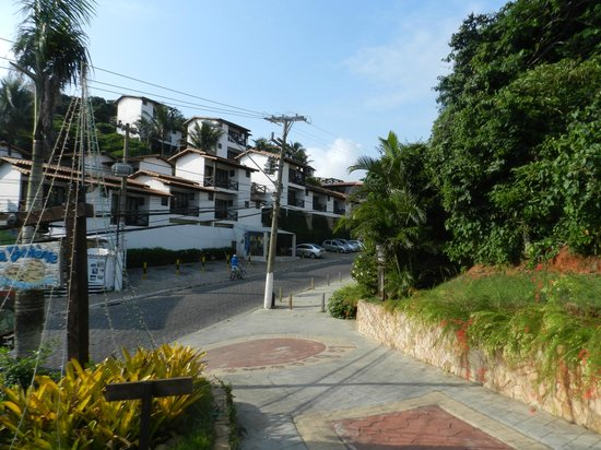 La Boheme Hotel e Apart Hotel:                   Salida