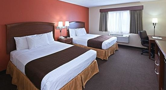 AmericInn Lodge & Suites Bemidji: AmericInn Bemidji – Double Queen