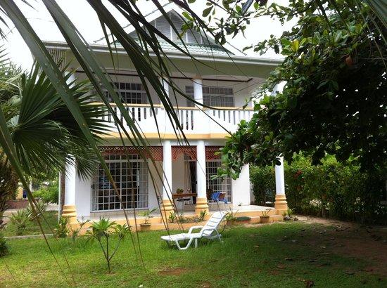 Ocean Jewels Resort:                                                       Villa stupenda