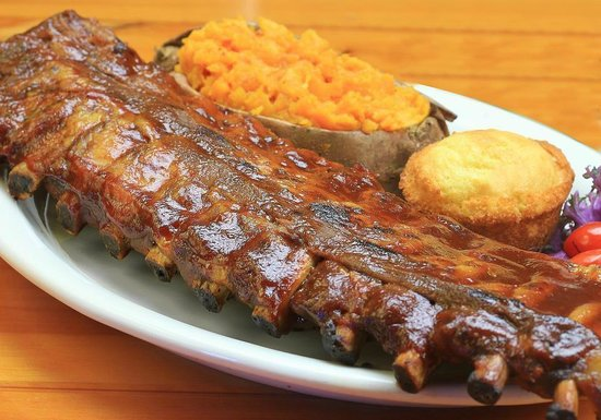 Whiskey Creek Wood Fire Grill : Baby Back Ribs