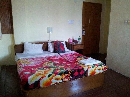 M.G.M. Hotel : Single Room