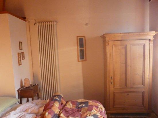 Ca del Rocolo:                   Chambre simple mais confortable