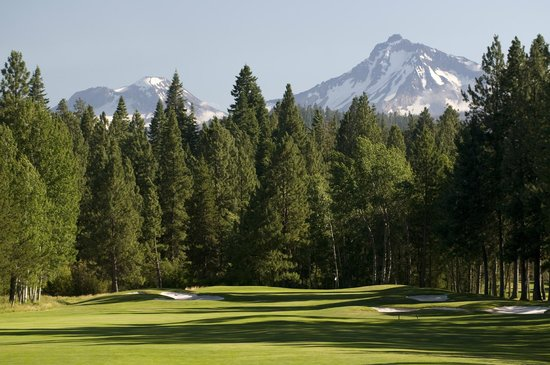 Black Butte Ranch Golf Club: North and South Sisters at Big Meadow Golf Course