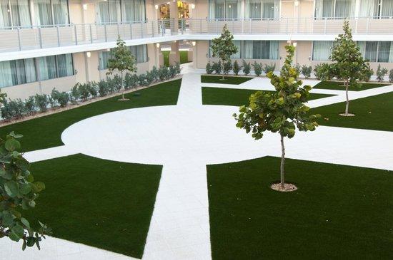 Ramada Venice Hotel Venezia: Court Yard