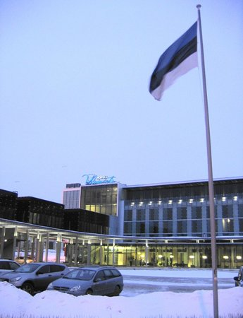 Ulemiste Hotel: Otel Ulemiste. Tallinn.