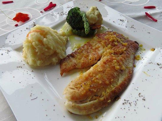 Linda Vista Hotel: menu Loma Linda Restaurant