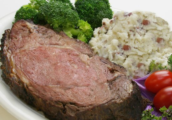 Whiskey Creek Wood Fire Grill: Prime Rib