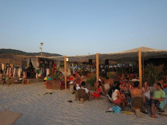 Bon Restaurant Plage Ajaccio