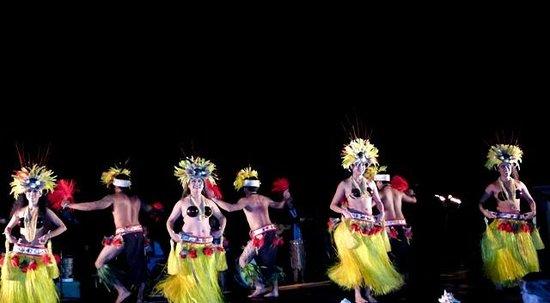Grand Hyatt Kauai Resort & Spa: Luau