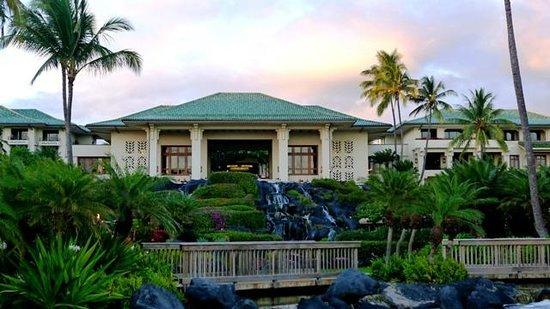 Grand Hyatt Kauai Resort & Spa: Hyatt