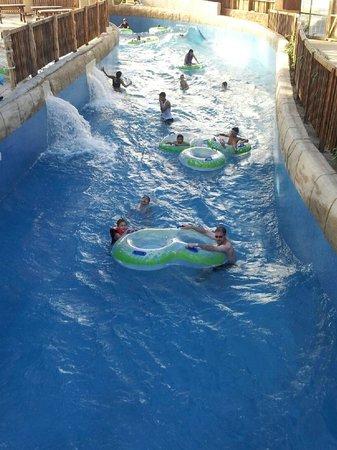 Schlitterbahn Beach Resort :                   Wild River Indoor