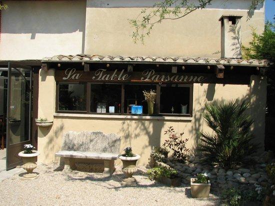 La Table Paysanne Le Thor Restaurant Reviews Photos Phone