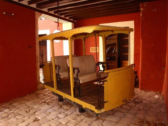 Hacienda Temozon, A Luxury Collection Hotel: Un truck