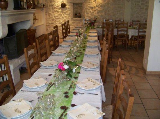 La Table De Fete Picture Of La Table Paysanne Le Thor Tripadvisor